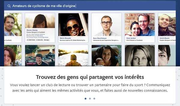 Graph Search: Facebook dfierait il Google avec son moteur de recherche ?