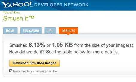 Optimiser les images avec SmushIT