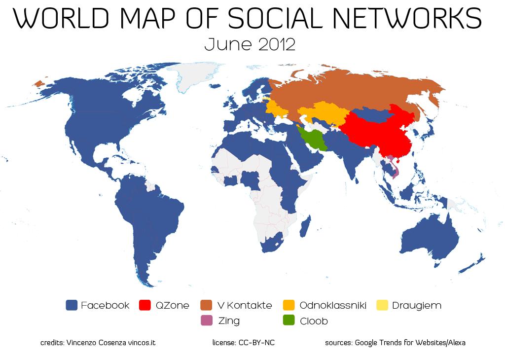   Facebook : Roi du monde ?