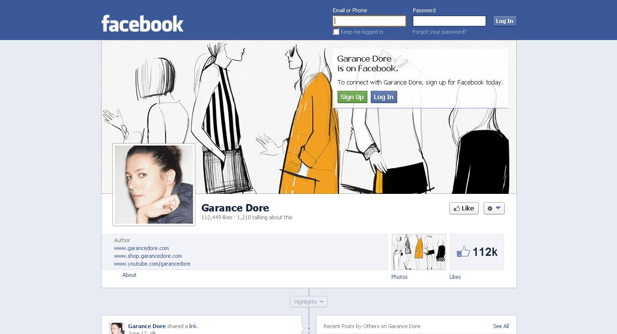 | Comment les stars de la mode utilisent les médias sociaux
