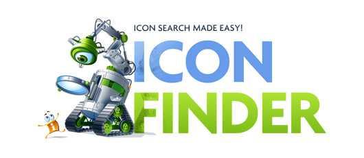   IconFinder : trouvez rapidement l'icône dont vous avez besoin
