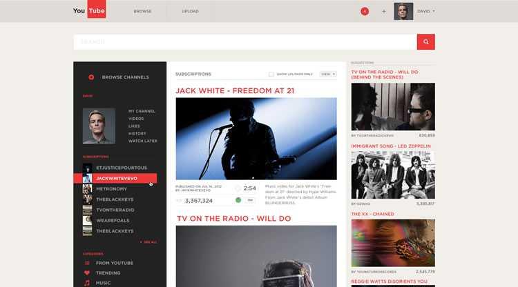 | Les 10 plus beaux redesign de sites populaires