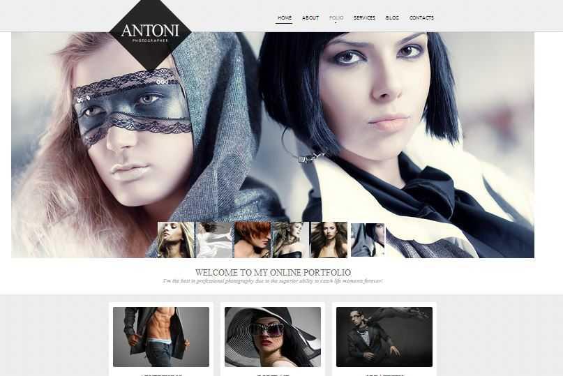 Antoni Photographer
