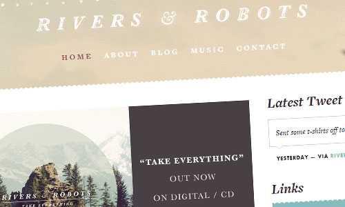 Rivers & Robots