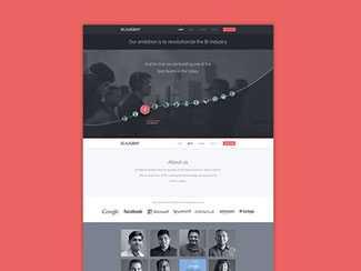 Scaligent Website