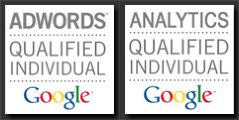 Certifications Google Adwords & Analytics