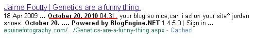 | SEO : Comment trouver des blogs en validation automatique